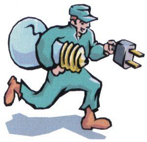 Sähkö-Link logokuva